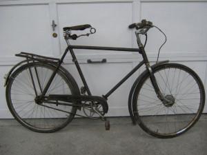 brukt sykkel til salgs
